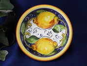 Tuscan Lemons Olive Oil Dipping Bowl