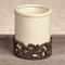 European Style Utensil Holder Wine Cooler, Metal & Ceramic Utensil Holder
