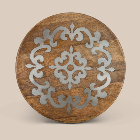 European Style Lazy Susan, Tuscan Style Lazy Susan