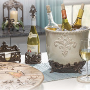European Style Ice Bucket, Wine Cooler, Planter