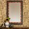 Reclaimed Wood Rustic Mirror