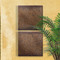 Copper Bronze Metal Wall Panels, Tuscan Wall Panels