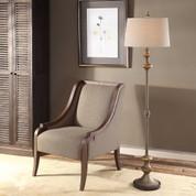 Tuscan Floor Lamp, Vetralla Lamp
