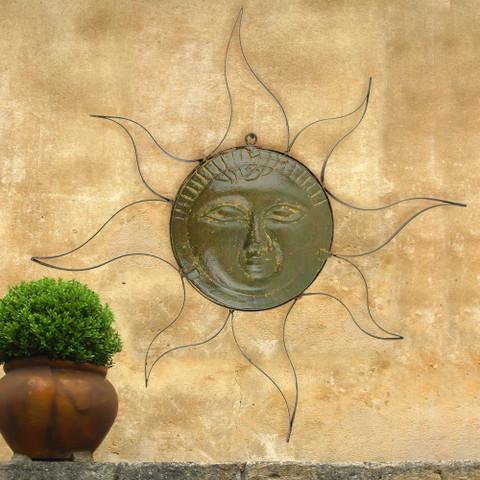Tuscan Sun Wall Decor