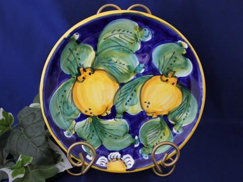 Italian Lemon Dessert & Salad Plate