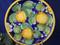 Italian Lemon Dinner Plate
