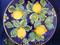 Sicilian Lemon Serving Platter