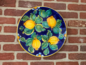 Sicilian Lemon Serving Platter