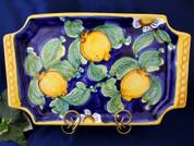 Italian Lemon Serving Tray