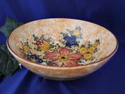 Deruta Gubbio Serving Bowl