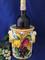 Italian Grapes Fruit Utensil Holder Wine Cooler