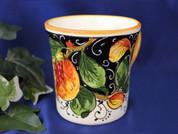 Tuscan Pomegranates Italian Ceramic Coffee Mug