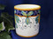 Deruta Lemons Italian Ceramic Coffee Mug