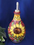 Tuscan Sunflower Olive Oil Bottle