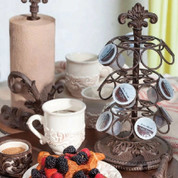 European Style Coffee Pod Holder, Spinning Coffee Pod Holder