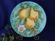 Vietri Lemons Plate