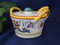 Deruta Ricco Cheese Bowl, Deruta Ricco Sugar Bowl