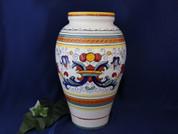 Deruta Ricco Vase