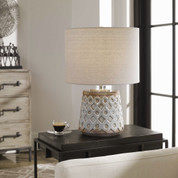 Cetona Old World Table Lamp