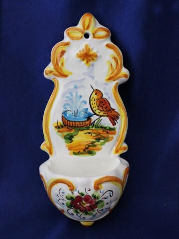 Italian Holy Water Font