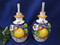 Italian Lemons Oil & Vinegar Set