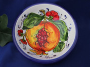 Tuscan Pomegranates Olive Oil Dipping Bowl