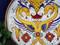 Deruta Raffaellesco Pedestal Fruit Bowl