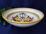 Deruta Raffaellesco Serving Bowl