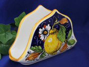 Tuscan Lemons Napkin Holder