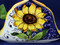 Tuscan Sunflower Napkin Holder