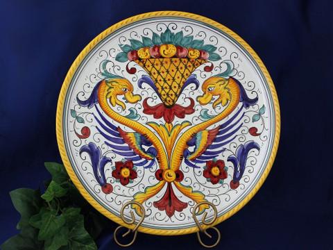 Deruta Raffaellesco Serving Platter