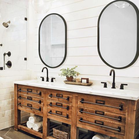Antonella Oblong Mirror
