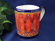 Sicilian Coffee Mug Made In Italy