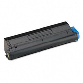 Okidata 43502001 Compatible High Capacity Black Toner