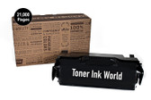 TIW Lexmark 64084HW Replacement Black Toner Cartridge for T640, T640dn, T640dtn, T640N, T640tn, T642, T642dtn, T642n, T642tn, T644, T644dtn, T644n, T644tn, T642e Printers High Yield 21,000 Pages