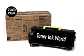 Lexmark 52D1H00 Replacement Black Toner Cartridge for Lexmark MS711Dn / MS710 / MS710n / MS710dn / MS711dn Printers High Yield 25,000 Pages Perfect for home & commercial use.