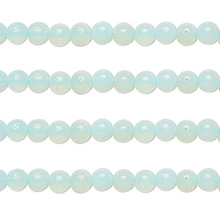 1 Strand Amazonite Natural B Grade Gemstone Small 2mm Round Beads