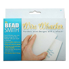 1 BeadSmith Wire Whacker  ~ Harden Your Wire Creations With One Whack !