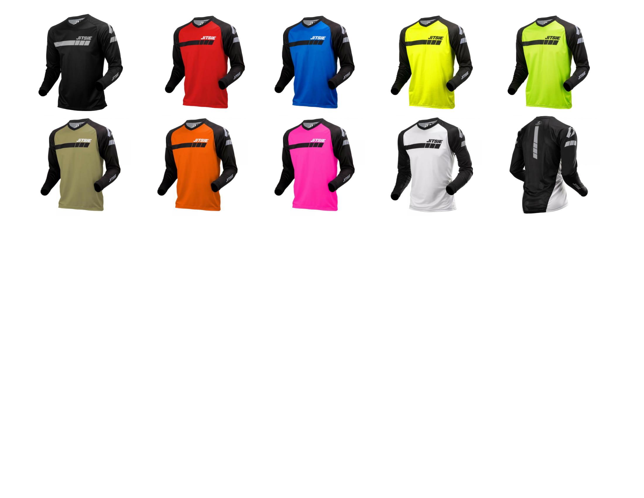 2019 L3 Triztan jerseys