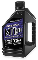 Maxima MTL - XL Extra light viscosity transmission lubricant 75W 1 Liter
