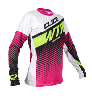 Women's Clice jersey 2018, pink