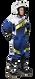 Clice women's trials pants, blue