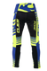 2019 Clice men's Zone trial pants, blue/ yellow