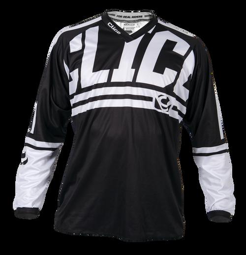 2019 Clice Claw Enduro-MX Jersey , black