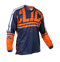 2019 Clice Claw Enduro-MX Jersey , blue/ orange