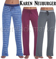 WOMENS LIVE LOVE LOUNGE KAREN NEUBURGER LOUNGE PANT!