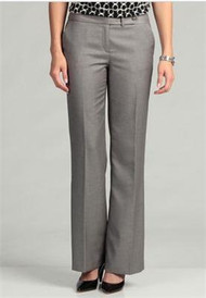 WOMENS CALVIN KLEIN CLASSIC FIT LINED DRESS PANT