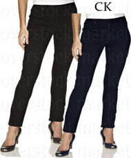 NEW WOMENS CALVIN KLEIN LEGGING PONTE STRETCH PANT!