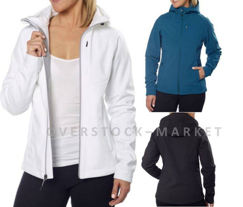 964d932fc Women s Kirkland Signature 4 Way Stretch Soft Shell Jacket ...