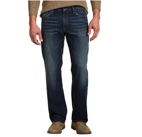 6a262fc6 ... MEN'S LUCKY BRAND 361 VINTAGE MID RISE STRAIGHT LEG JEANS. Image 1